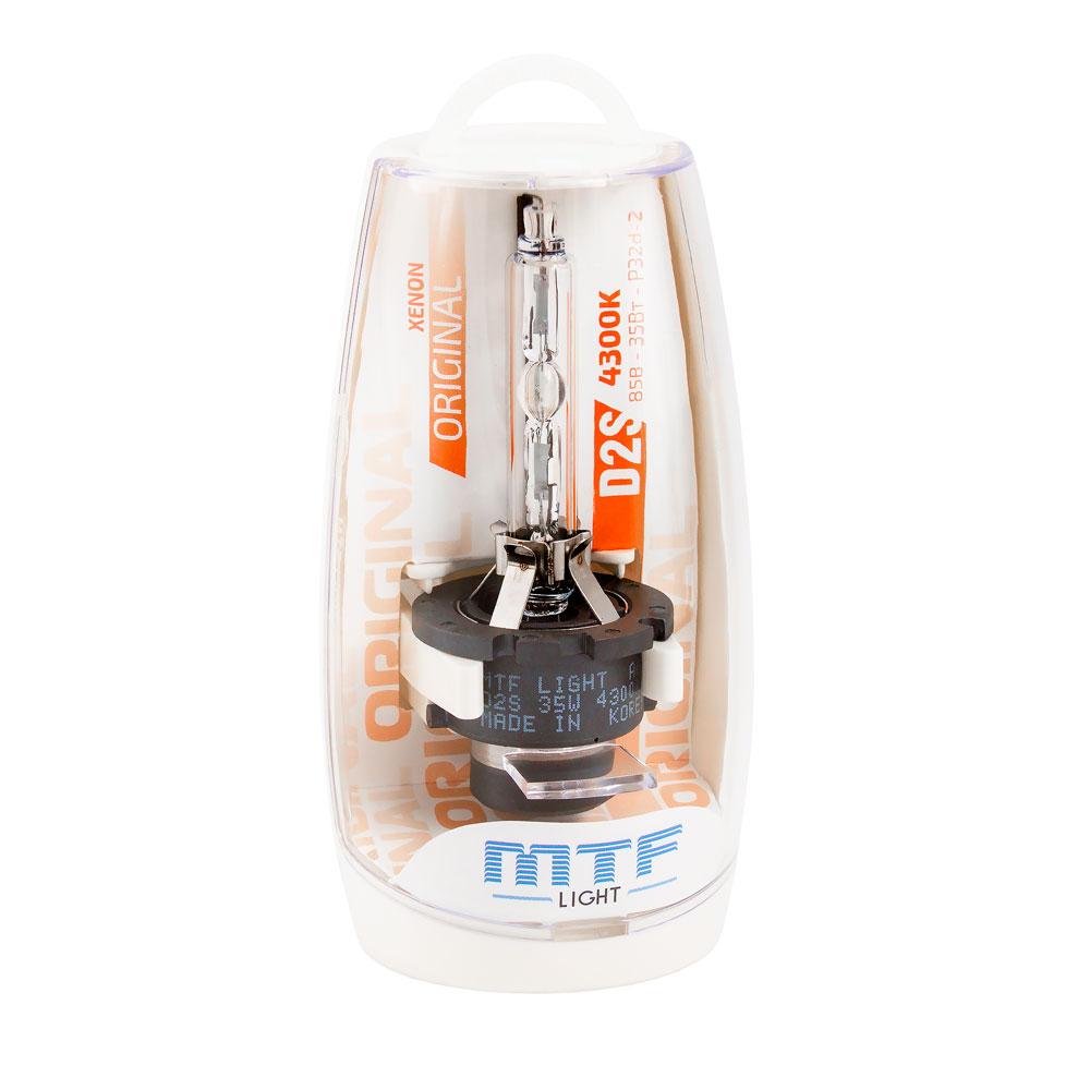 Ксеноновая лампа D2S MTF 4300K Original