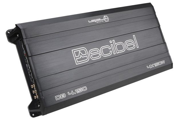 4-канальный усилитель URAL  DB 4.150