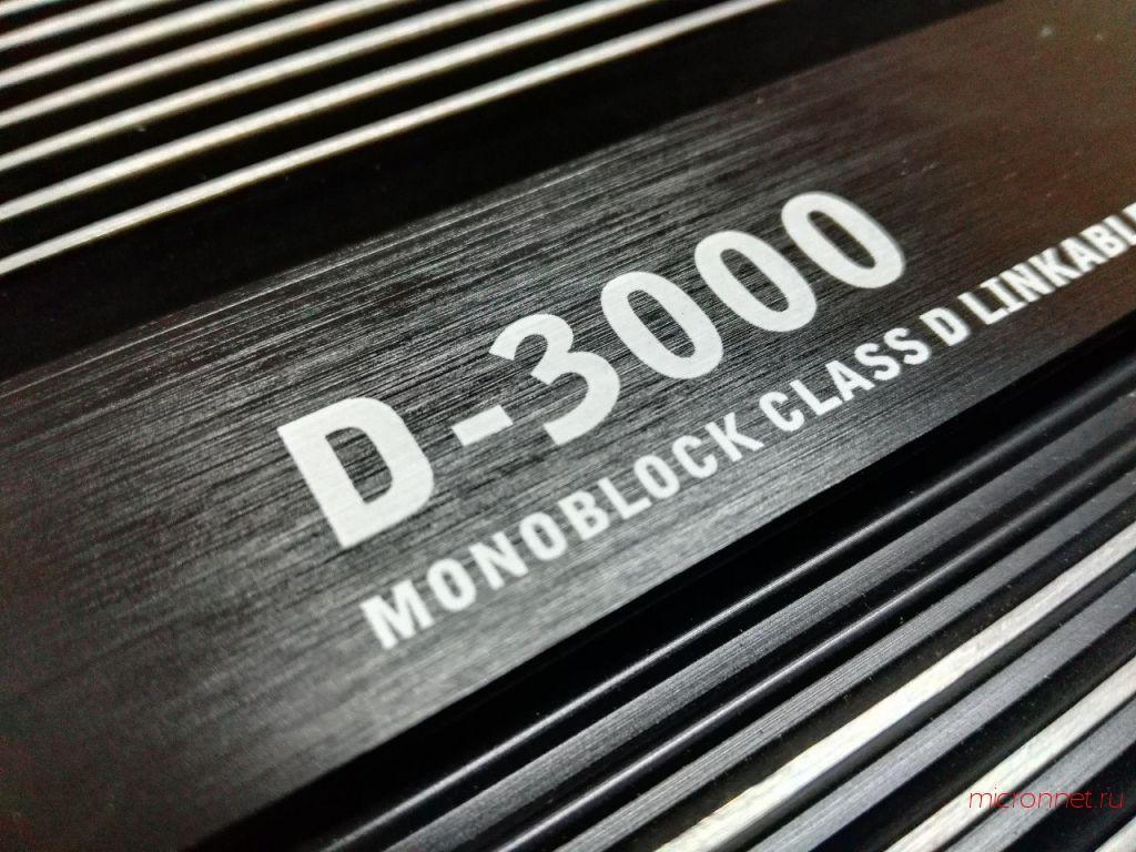 Усилитель Momo D- 3000 (б/у)