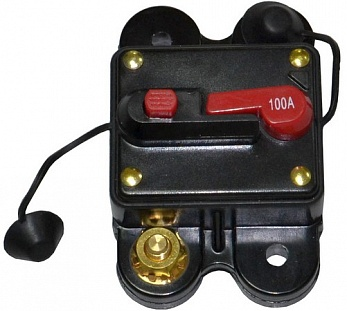Автоматический выключатель 100А ARIA CB100A