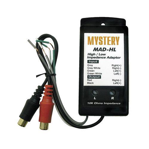 Преобразователь аудиосигнала Mystery MAD HL