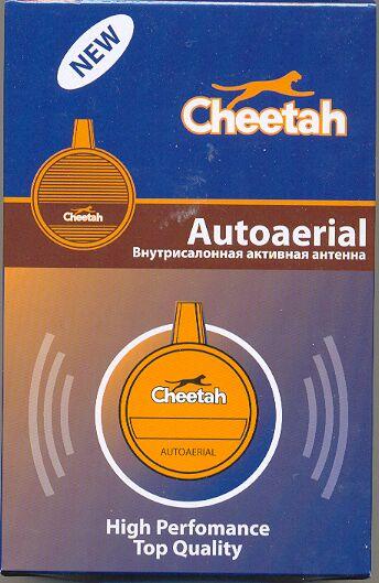 Внутрисалонная активная антенна Chetah