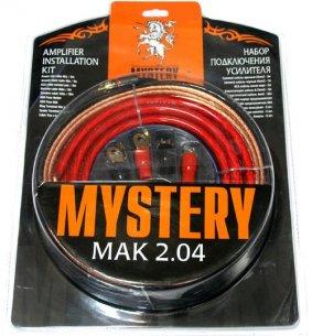 Набор подключения усилителя Mystery MAC 2.04