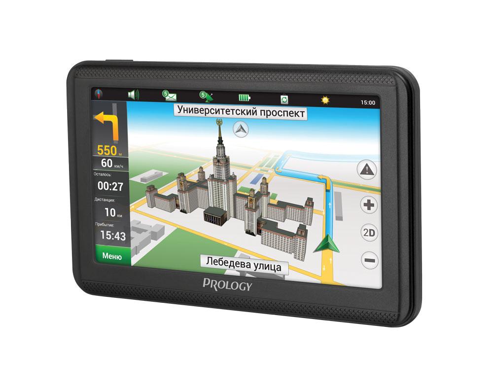 Портативная навигационная система PROLOGY iMap-5200