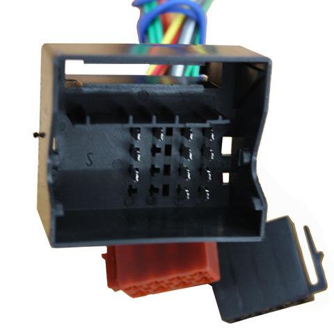 INTRO ISO FO-03,FO-04,FO-11 Переходник для а/магн. Ford