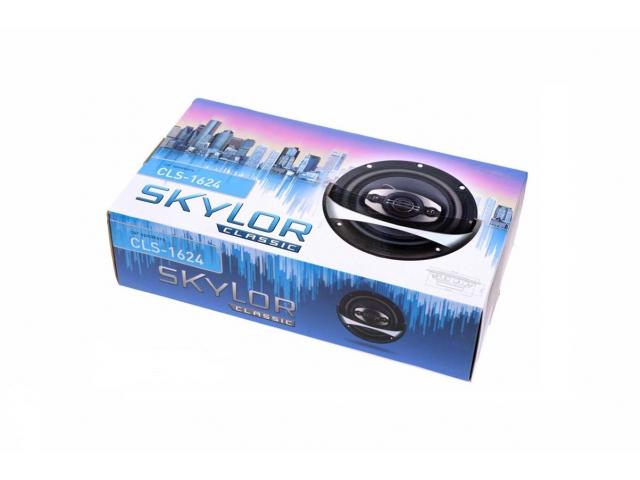 Коаксиальная 4-х полосная автомобильная акустическая система SKYLOR CLS-1624
