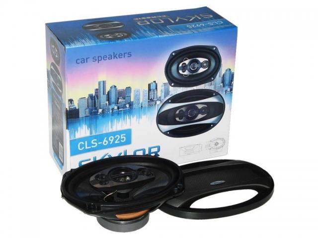 Коаксиальная 5-ти полосная автомобильная акустическая система SKYLOR CLS-6925