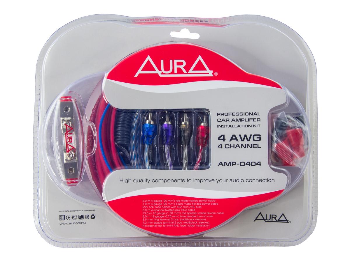 Установочный комплект AURA AMP-0404