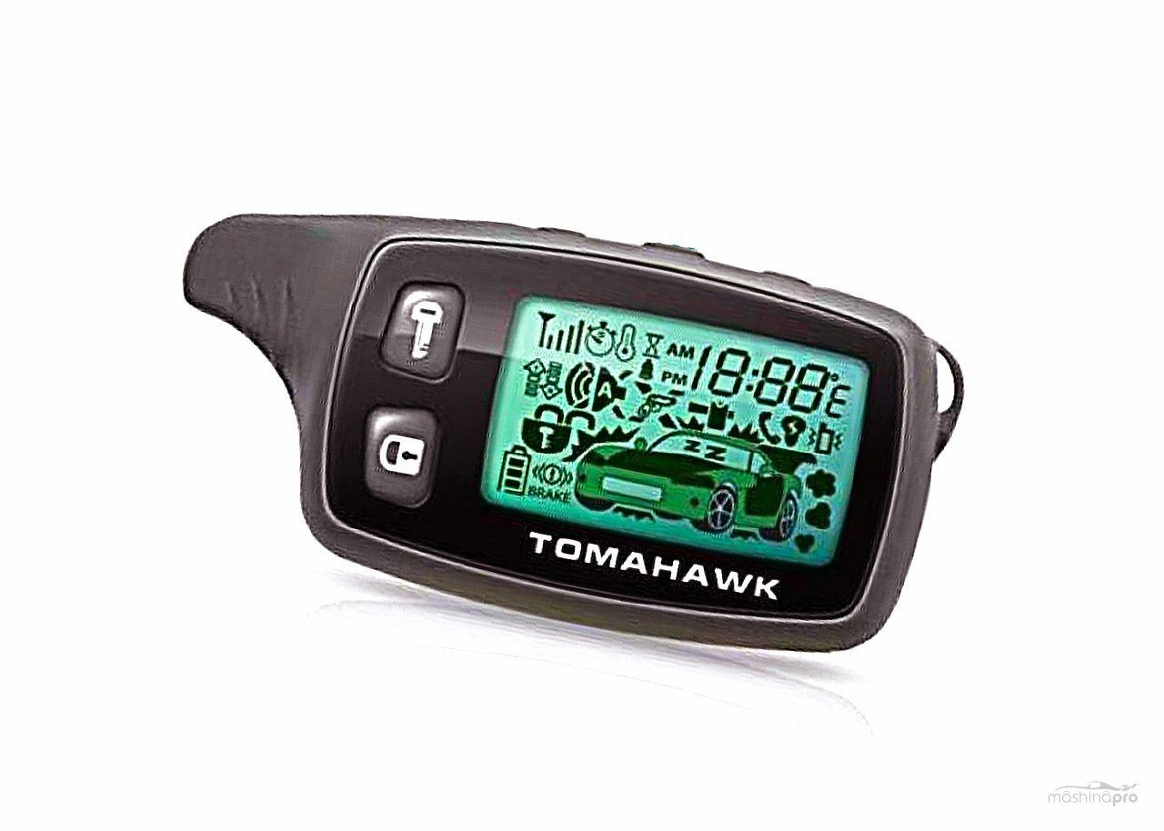 Брелок Tomahawk TW 9010 широкая антена