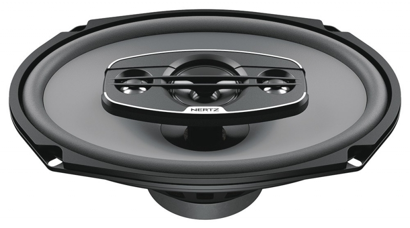 4-полосная коаксиальная акустика  Hertz Uno X 690
