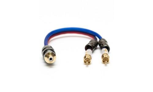 Межблочный кабель Pride Y-9000 (1F2M) | (1M2F)