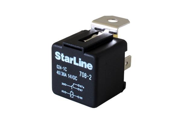 Реле для обходников StarLine (маленькое)