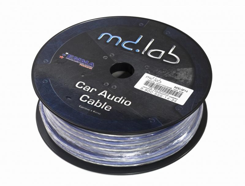 Акустический кабель MD.Lab MDC-SP14