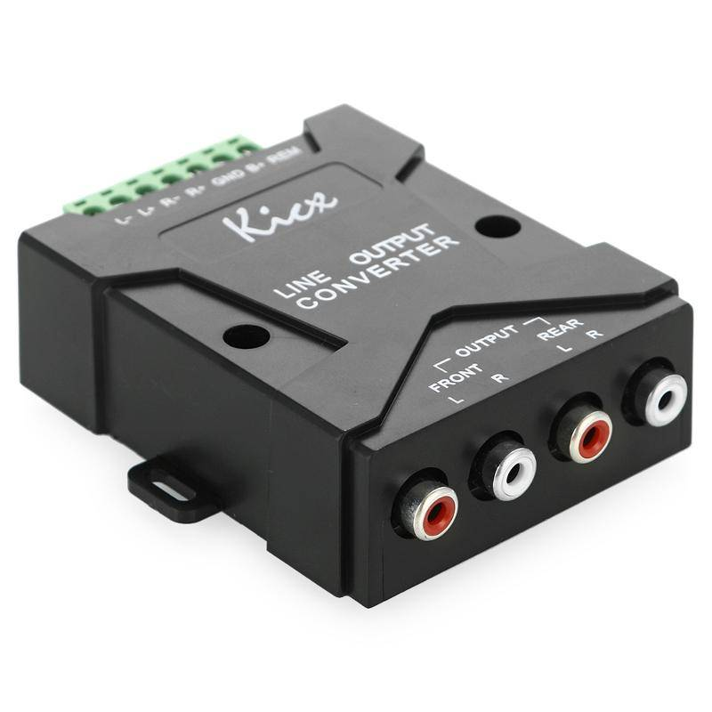 Конвертер уровня Kicx HL370