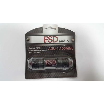 колба для предохранителя FSD audio AGU-1.100 MNL