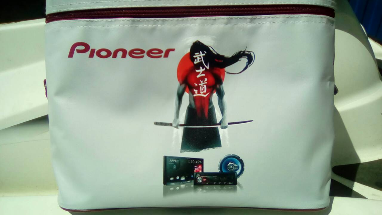 Сумка холодильник Pioneer