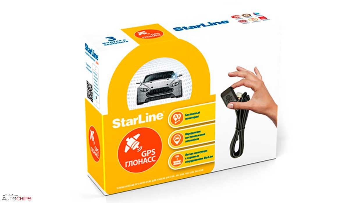 StarLine Мастер 6 GPS + ГЛОНАСС для SL A6696, AS96 и тд