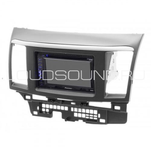 Переходная рамка 2-DIN Carav 08-006 для некоторых моделей Mitsubishi