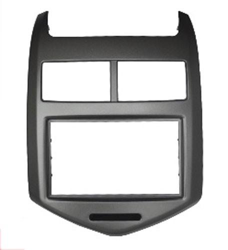 Рамка переходная CARAV 11-181 (2 DIN Aveo Sonic 2011+)