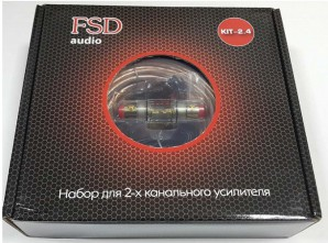 Комплект подкл.FSD AUDIO KIT 2.4