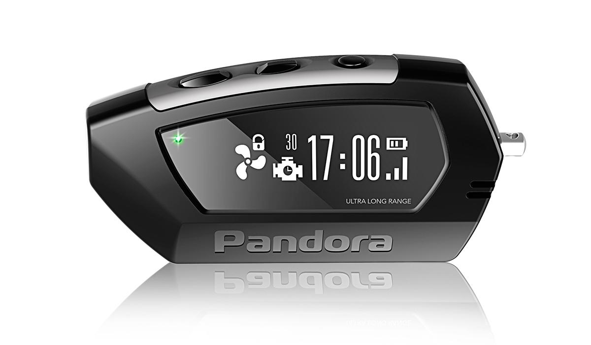 Pandora LCD D010 black