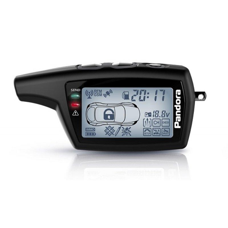 Pandora LCD DXL 079 black DX50S