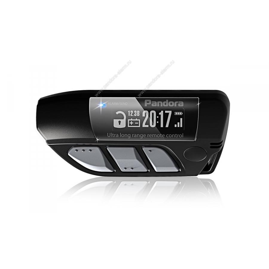 Брелок LCD800 black