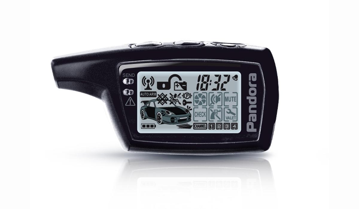 Брелок LCD D073 (154) DXL 1870/2500i-mod