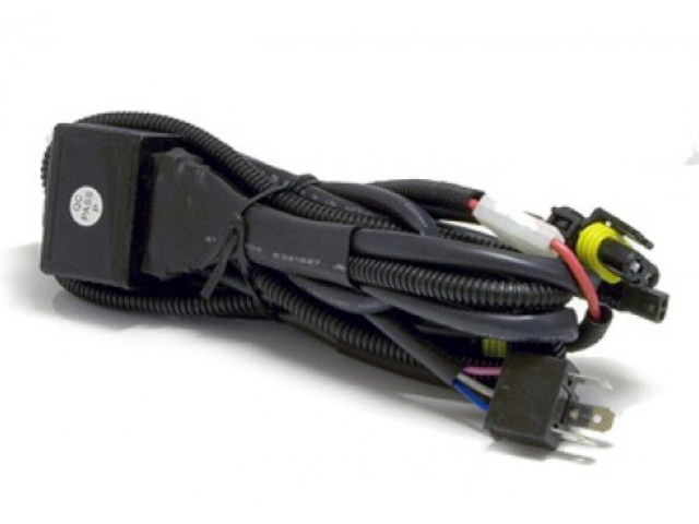 Комплект проводов для биксенона