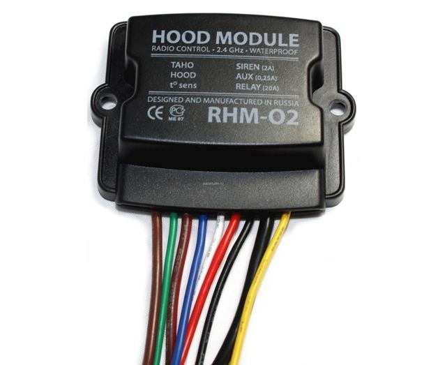 Радиомодуль моторного отсека Pandora RHM-02