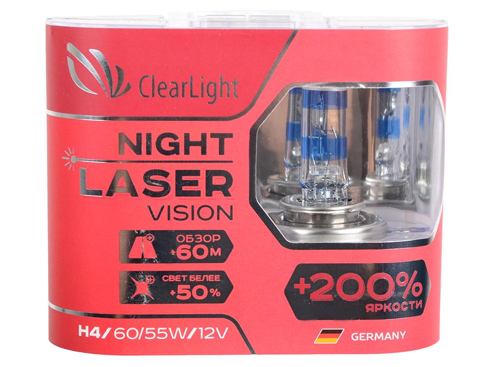 Н 11(Clearlight)12V-55W  X-treme+150%