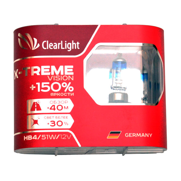 Clearlight  HB4 +150%