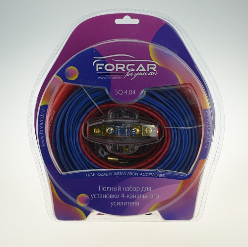Комплект проводов Forcar SQ 4.04