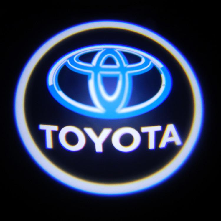 Подсветка дверей штатная Toyota L.Cruiser 03-14/Prado04-10/Sequoia10-14