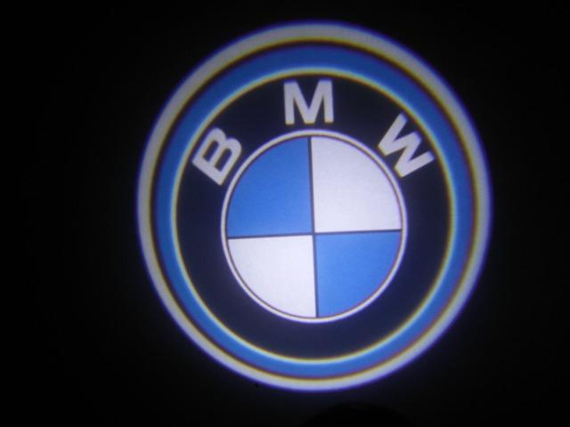 Подсветка дверей БМВ