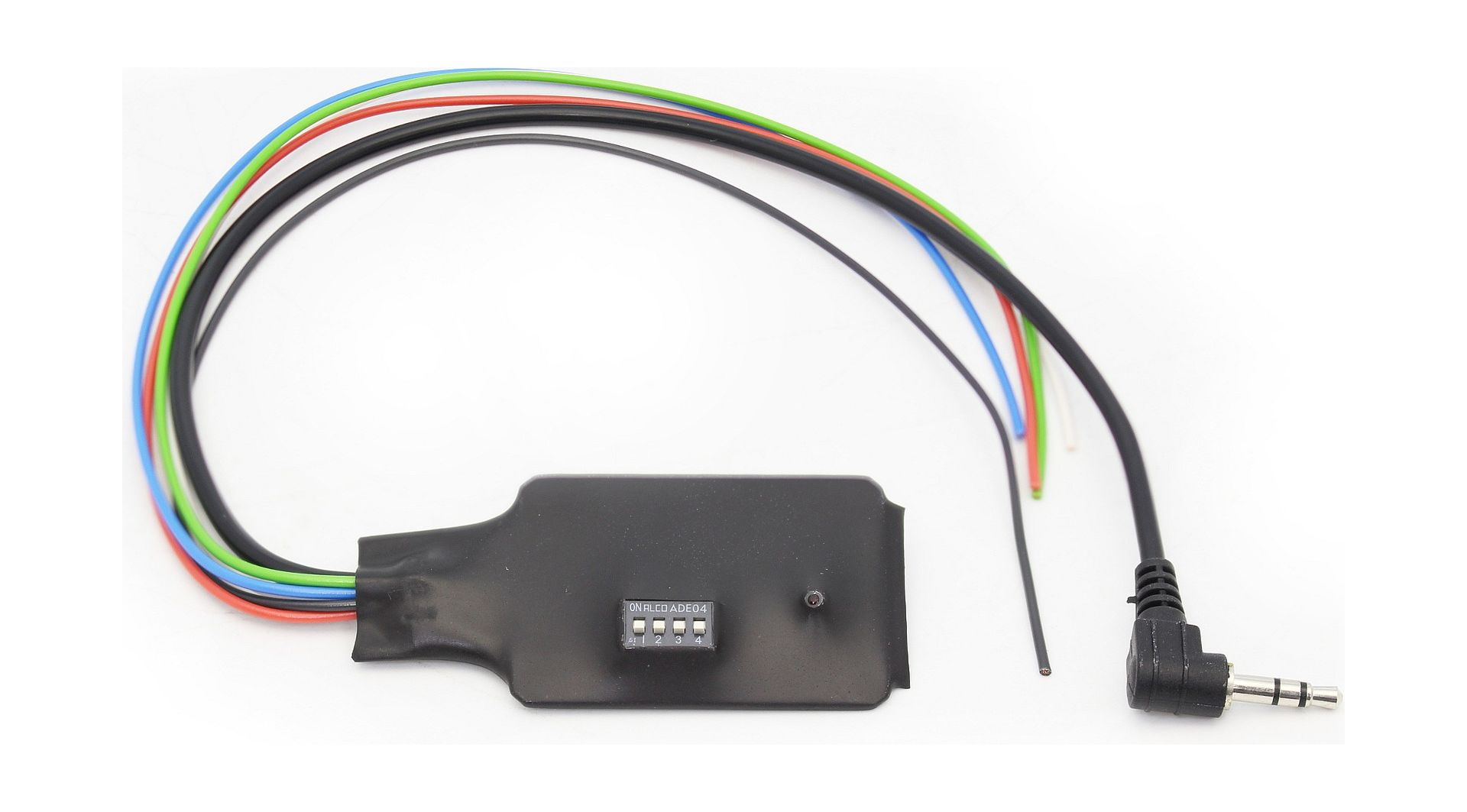 Адаптер кнопок на руле MiniJack UN-DIP