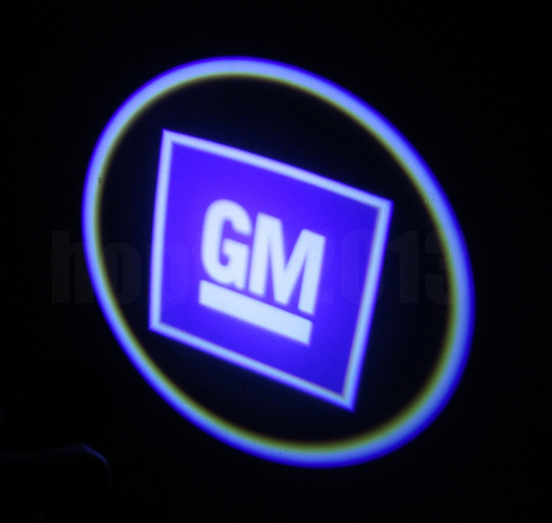 Подсветка дверей GM