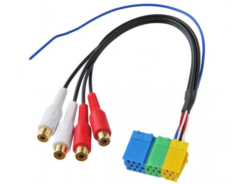 INTRO ISO-003 разъем Mini RCA
