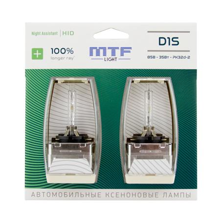 MTF D1S NIGHT ASSISTANT 100% 4600K