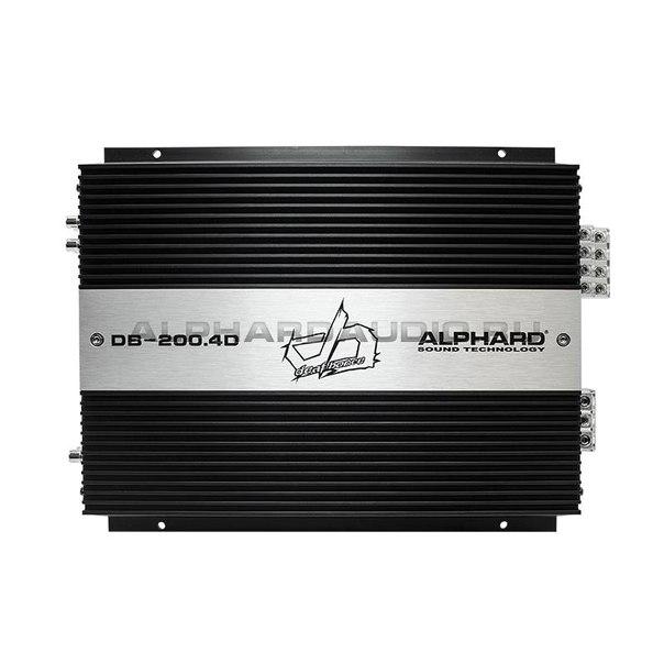Alphard AHL-200.4D