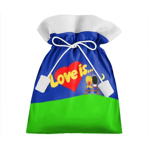 Love is (мешочек)