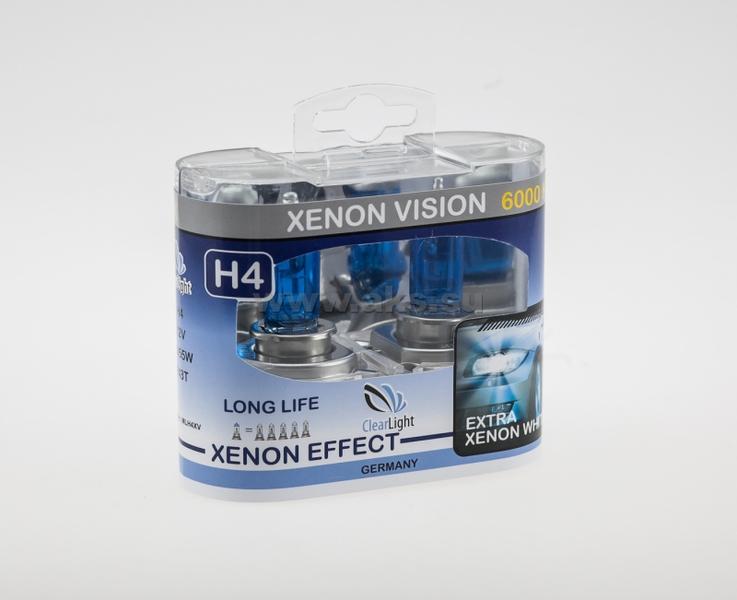 GL H4 12V-60/55W XenonVision