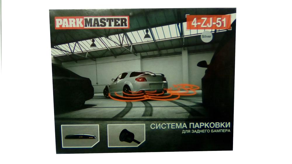 Парктроник Park Master Чёрный 4ZJ51