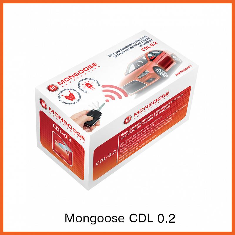 Mongoose CDL-02