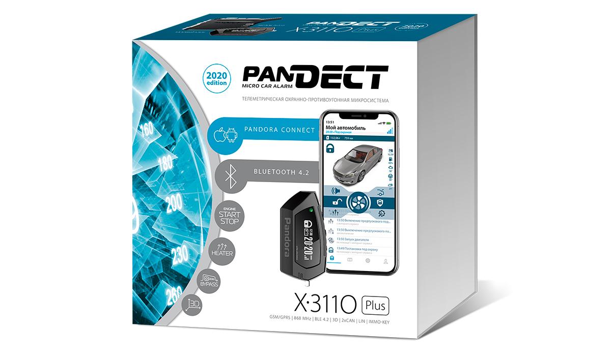PanDECT X3110 Plus