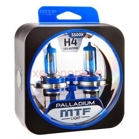 MTF LIGHT H4 Palladium