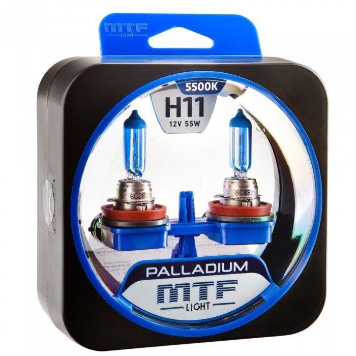 MTF LIGHT H 11 Palladium
