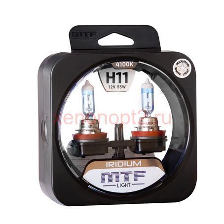 MTF Light H11 Iridium