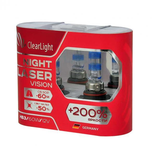 HB3 12V-60W NightLaserVision200%