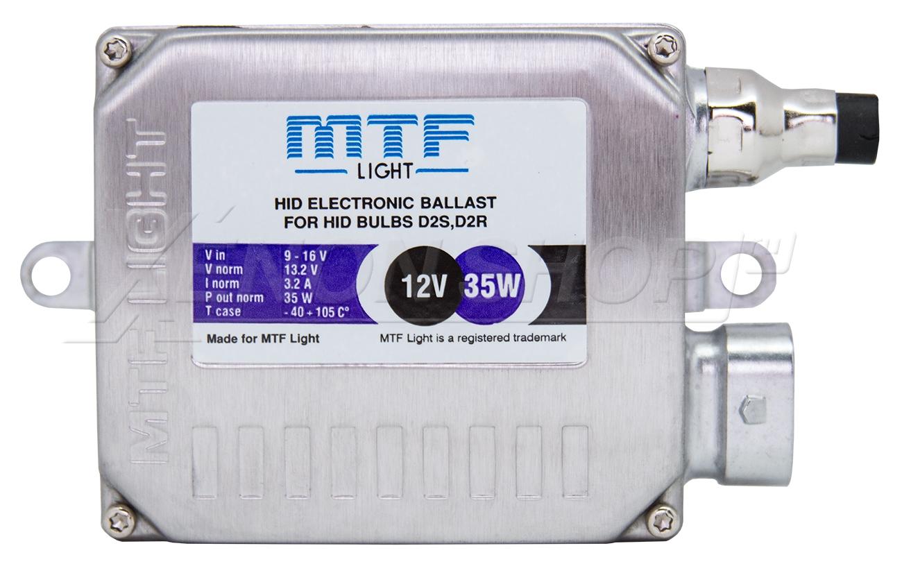 MTF HL New (коннектор D2)